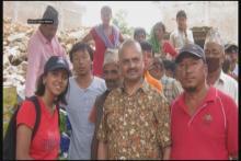 CEEM Ph.D. Student Ulina Shakya in Nepal