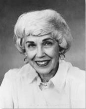 Margaret Peterson: 1920-2013
