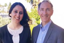 Andisheh Ranjbari and Dean Papajohn