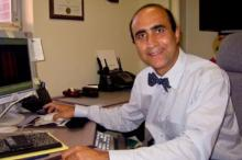 Mo Ehsani, QuakeWrap president and UA professor of structural engineering.
